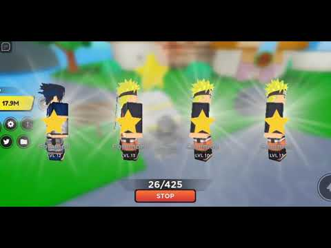 Download Getting the Mythical Eyetaki in Secret Village - Roblox Anime Fighters