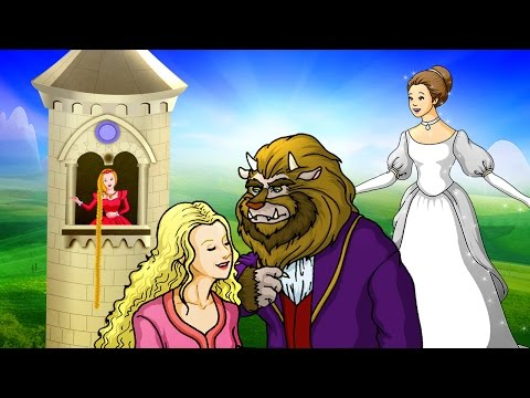 Princess Bundle - Cinderella and other fairy tales in this 1 hour video