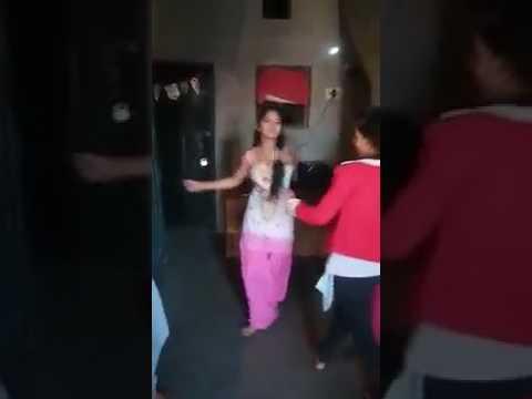 Hot Haryanvi Dance By Hostel Girls Sexy Dance