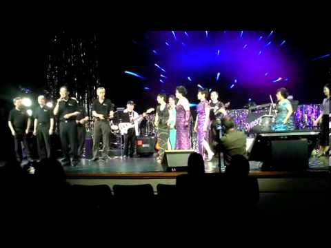 The Synergy Band - Dreams Of The 60's - Encore (Songs of the 60's / The End)