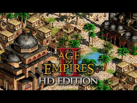 AGE OF EMPIRES 2 HD Edition - ASEDIOS ÉPICOS | BATALLANDO ONLINE #17