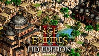 AGE OF EMPIRES 2 HD Edition - ASEDIOS ÉPICOS | BATALLANDO ONLINE #17