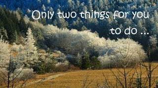 abraham hicks only two things for you to do