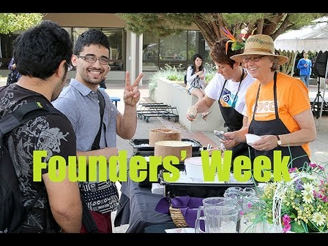 Founders' Week Delights at Portland Community College