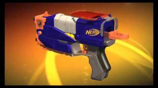 Wii: NERF N-Strike Elite - Teaser Trailer