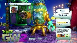 Toxic Torchwood Gameplay | Plants vs. Zombies: Garden Warfare 2 (THANOS)