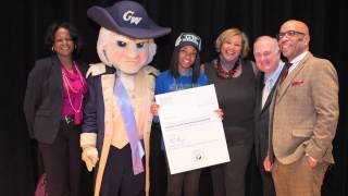 The George Washington University Stephen Joel Trachtenberg Scholarship 2014 Awards