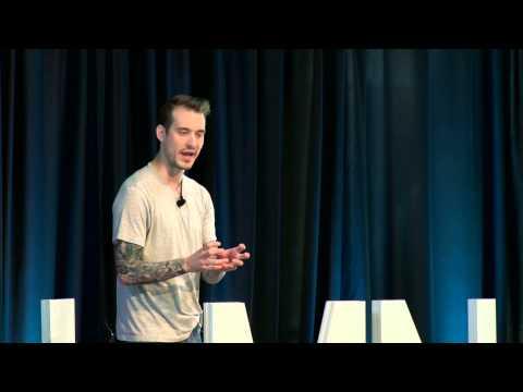 The chemistry of joy: a lyrical meditation on grief | Michael Lee  | TEDxUMN