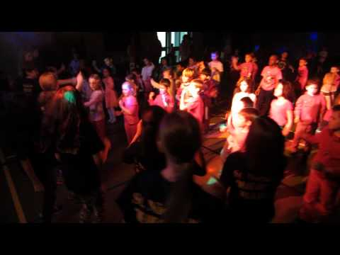 Dance-a-thon : St Nicholas Elementary School Waterloo - February 13th, 2015