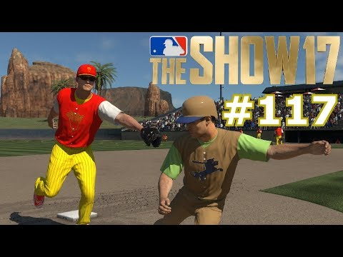 BOBBY AND BENNY PLAY AN EPIC GAME | MLB The Show 17 | Diamond Dynasty PT. 117