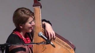 ウクライナの伝統楽器バンドゥーラと歌で活躍中のKateryna(カテリーナ...