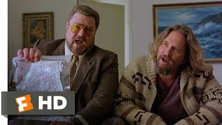 The Big Lebowski   Is This Your Homework Larry? Scene (9/12)   Movieclips