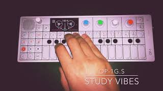 OP-1G.S - Study Vibes (LoFi-HipHop LoopSession)