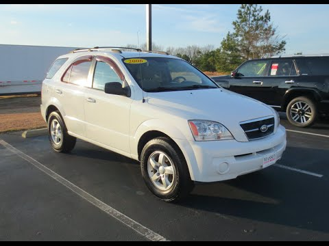 2006 kia sorento lx full tour start up at massey toyota. Black Bedroom Furniture Sets. Home Design Ideas
