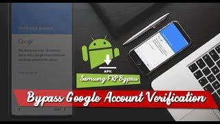 Bypass Google Account Verification Samsung FRP Bypass APK 2019 Download