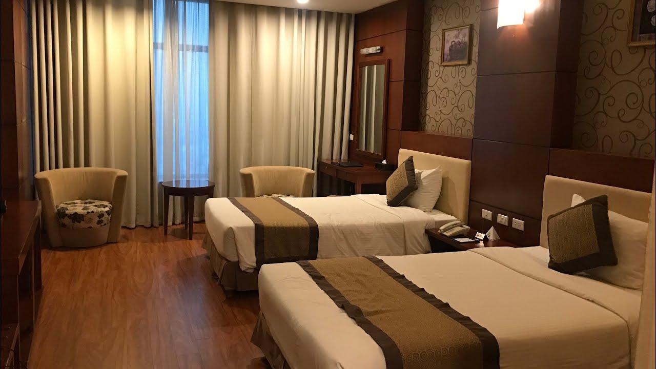 Kho Tư liệu Xây dựng – Nội thất phòng khách sạn 4 sao ở Hà Nội | Khách sạn Mường Thanh Grand Hà Nội