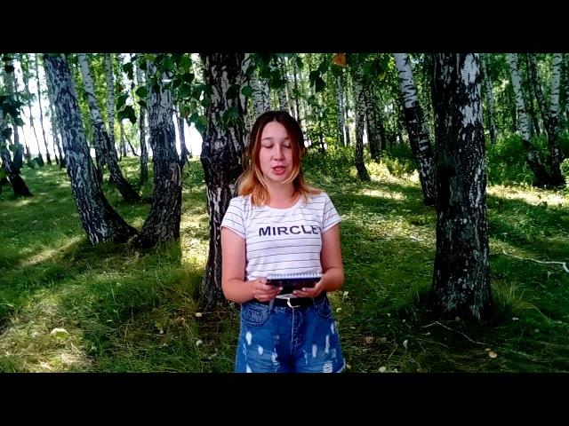Изображение предпросмотра прочтения – ЛарисаМещерякова читает произведение «Летний зной» А.М.Жемчужникова