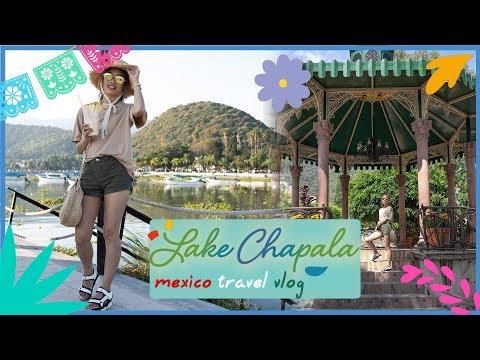 Surrounded By The Hills & Lake Chapala | Ajijic, Chapala, & Jocotepec MEXICO TRAVEL VLOG