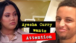 c13127dd8bc7 Ayesha Curry Red Table Talk (Full) Review Ayesha Wants ATTENTION