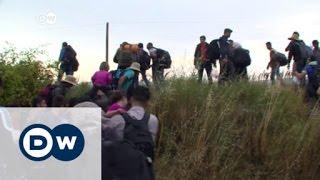 رحلة اللاجئين إلى المجهول | الأخبار