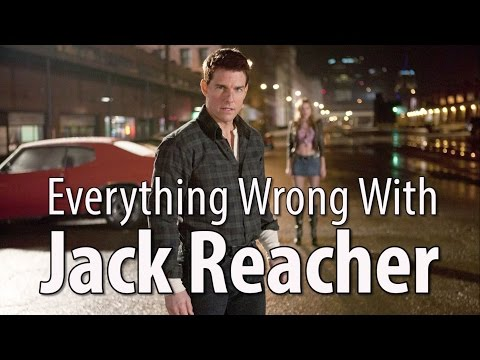 Everything Wrong With Jack Reacher In 13 Minutes Or Less