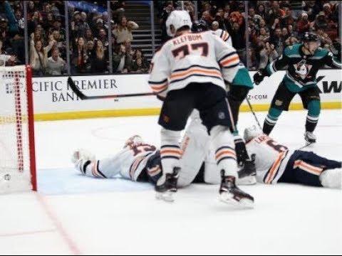 "The Cult of Hockey's ""Did the Oilers choke vs Ducks again?"" podcast"