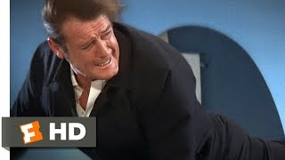 Octopussy (10/10) Movie CLIP - Fight on the Plane (1983) HD