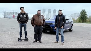 CarLook   RANGE ROVER SPORT SVR   Эрик, Паша и Алан!)
