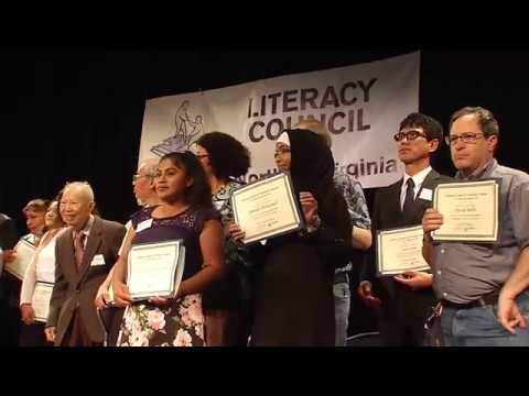 Literacy Council Awards for Students and Volunteers
