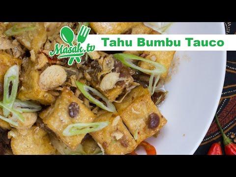 Tahu Bumbu Tauco | Resep #318