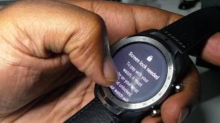 Ticwatch Pro - Oreo 8.0.0 Fully Explored - Settings/Apps/Essential Mode