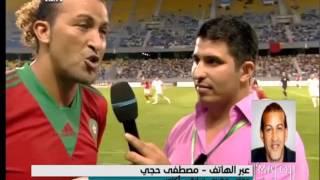 مصطفى حجي يتحدث عن خلافه مع الزاكي