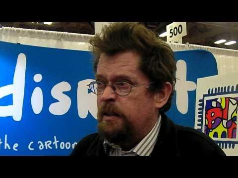 Hugh MacLeod Interview - SXSW 2011