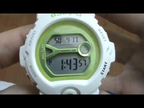 Casio BABY-G BG-6903-7E обзор наручных часов от Watch-times.ru