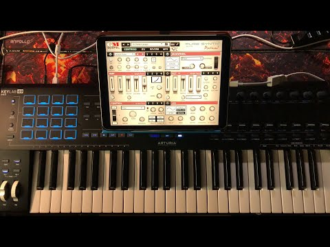 Pure Synth - Upright Piano Expansion Pack - Let's Explore & Play - Live iPad Demo