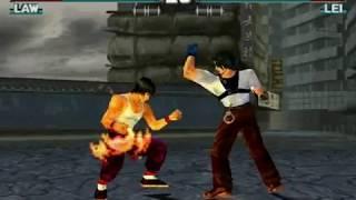 Tekken 3-Top 20 Moves