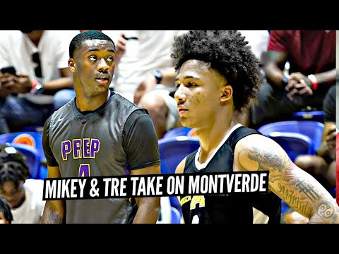 Download Mikey Williams Faces Off vs Montverde Academy! Is MVA The BEST TEAM in HS!?