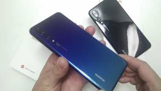 ВидеоОбзор Корейской копии Huawei P20 Pro Камерафон среди копий! Реальный Face ID