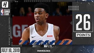 Nickeil Alexander-Walker Full Highlights vs Cavaliers (2019.07.10) Summer League - 26 Points!