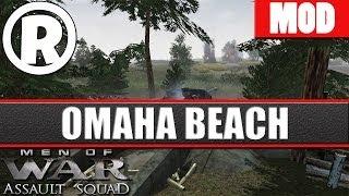 Men of War: Assault Squad - SHM - Omaha Beach