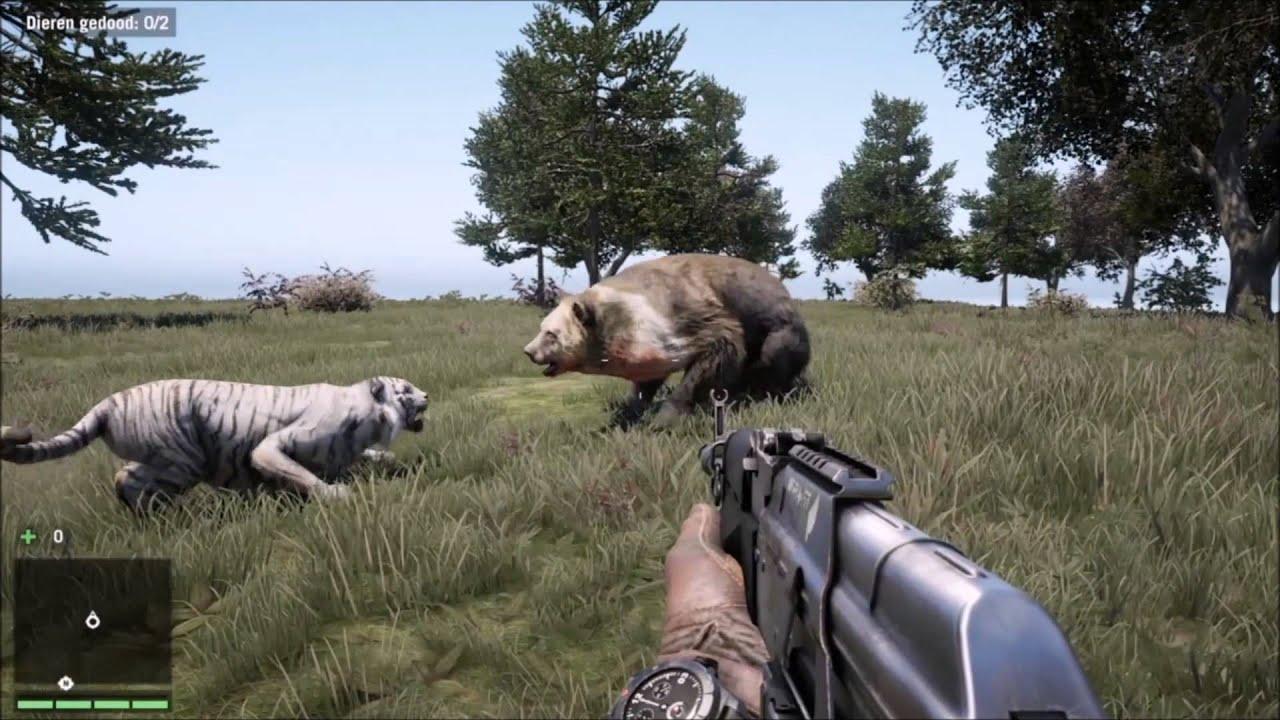 Animal Fights!
