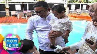 Lebaran Seru Keluarga Pasha Adelia Tanpa Asisten - Mom N Kids (23/6)