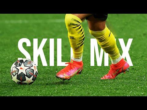 Crazy Football Skills 2021 - Skill Mix #6   HD