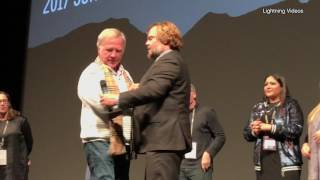 Baixar The Polka King Sings The Rappin Polka Live at Sundance Film Festival. By John Koterba,