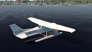 X plane test 2/16