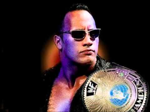 WWF-WWE- The Rock Says(Old Theme Song)(Extended)