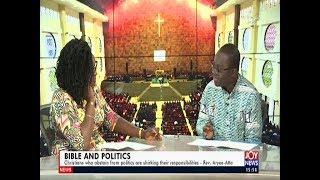 Bible and Politics - The Pulse on JoyNews (28-2-20)