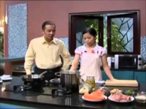Hướng dẫn nấu cháo thịt