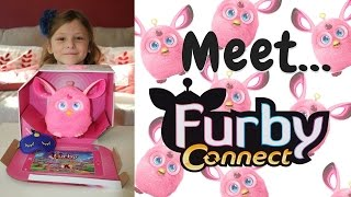 Meet Furby Connect