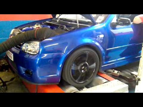 dbp mk4 golf r32 with hgp turbo kit at r tech rolling road. Black Bedroom Furniture Sets. Home Design Ideas